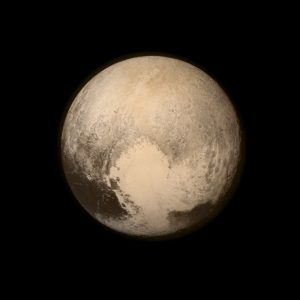 NASAの探査機ニューホライズンズ 冥王星の最新画像と全文翻訳