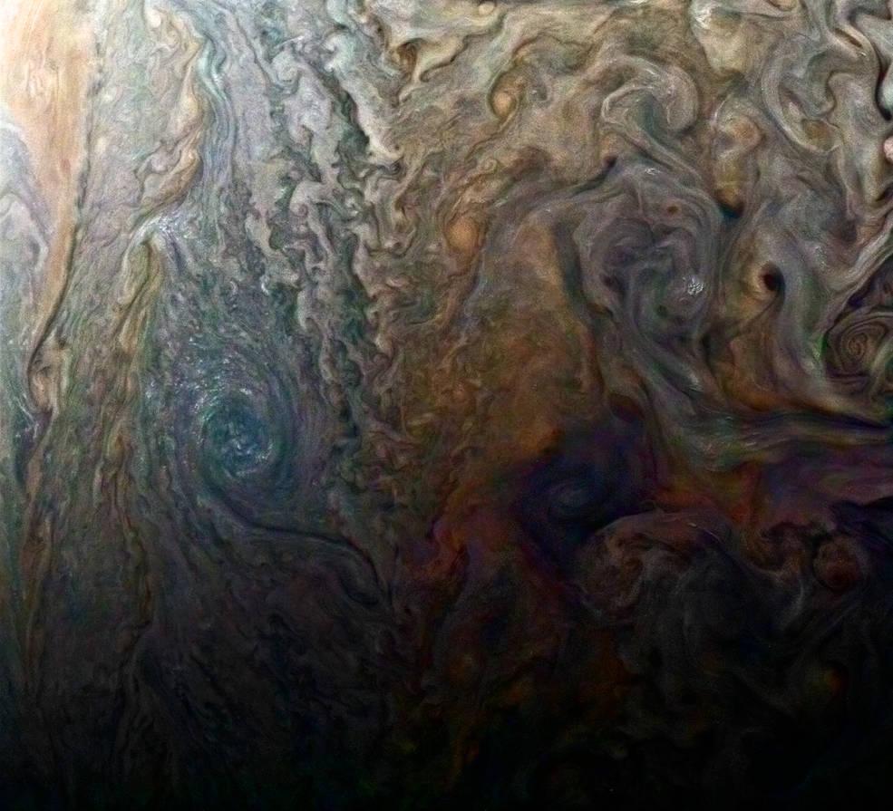 2017.03.25:いよいよ5度目の木星最接近