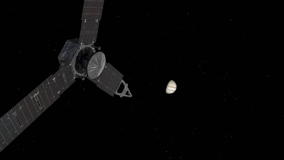 2017.05.23:ジュノーの木星探査の最新情報