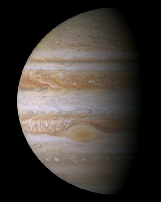 2017.07.01:7月10日に木星「大赤斑」の謎がついに明らかになる!?