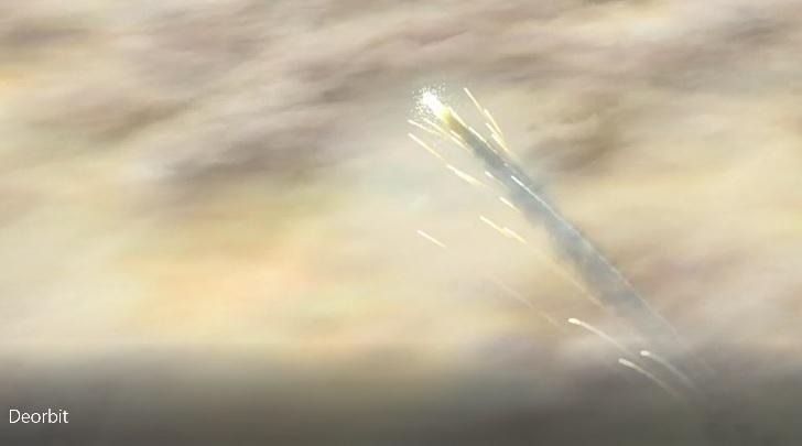 NASAの動画で見る木星と探査機ジュノーの全て 第11話(最終話)【The Story – Deorbit】
