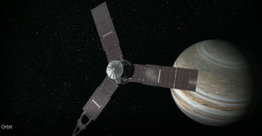 NASAの動画で見る木星と探査機ジュノーの全て 第9話【The Story – Orbit】